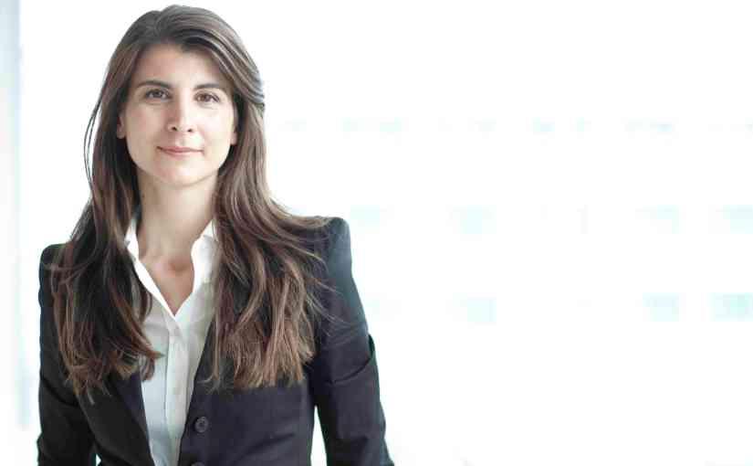 Portrait Miriam Specht, YellowFrog